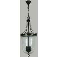 Carrington 4lt Medium Pendant