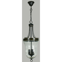 Carrington 3lt Small Pendant