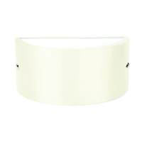 Chatri Curved Up/Down Wall Light