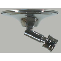 "Angle Canopy 3/4"" Chrome"