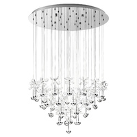 Pianopoli Pendant 43x2.5w LED 3000K