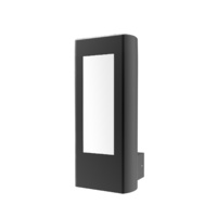 Amun LED Surface Mounted Exterior Wall Light