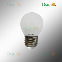 E27 Dimmable LED Fancy Round Bulb