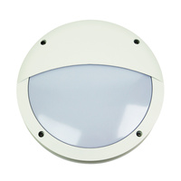 TONATO EYELID WHITE OUTDOOR LIGHT E27