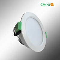 Dimmable Downlight - White Rim