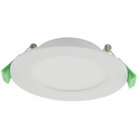 Tradetec Prime 13w 4000K Dimmable LED Downlight Kit 90mm Matt White